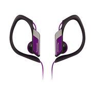 Panasonic RP-HS34E-V In-Ear Headphones - Violet