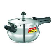 Prestige Deluxe Plus Aluminium Pressure Cooker Mini Handi (Induction Based)