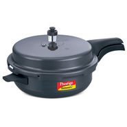 Prestige Deluxe Plus Hard Anodized Pressure Cooker Sr. Pr. Pan-Wal (Induction Based)