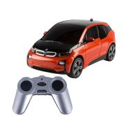 BMW i3 1:24 Remote Control Toy Car Model - Orange