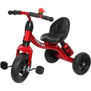 Kids Tricycle with Sipper and Bell - Red