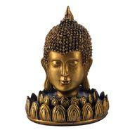 Rich Gold Look Buddha Showpiece-REF1530