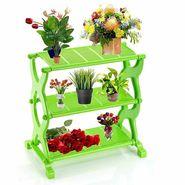 Cierie 3 layer Fruit Vegetable & Multi Storage Rack Shelf