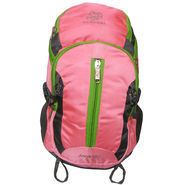 Donex Pink & Grey Rucksack -RSC756