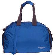 Donex Nylon Blue Duffle Bag -Rsc01279