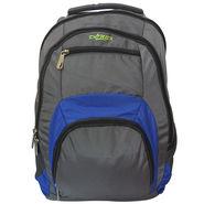 Donex Nylon Grey Laptop Backpack -Rsc01369
