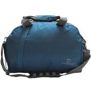 Donex Nylon Blue Duffle Bag -Rsc01518
