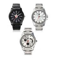 Set of 3 Rico Sordi Analog Wrist Watches_RSD58_S3_SSS