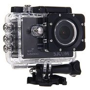 SJCAM SJ5000 Wi-Fi 1080P Sport Action Camera Waterproof Cam HD Camcorder Outdoor For Vehicle Diving Swimming - Black