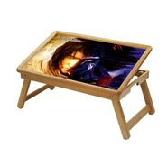Shopper52 Foldable Wooden Study Table For Kids-STUDY037
