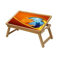 Shopper52 Foldable Wooden Study Table For Kids-STUDY051
