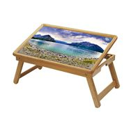 Shopper52 Foldable Wooden Study Table For Kids-STUDY059