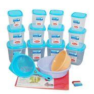 Set of 22 Pcs Chetan Multipurpose Kitchen Container