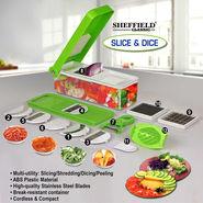 Sheffield Slice & Dice
