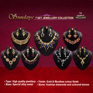 Soundarya 7 Set Jewellery Collection by Vellani