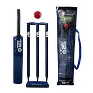 Speed Up Blue T-20 Wooden Cricket Set Size - 1