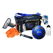 Speed Up Deluxe 7 Pcs Football Set - Blue