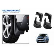 Speedwav Car Mud Flaps Set 4 pcs - Maruti Wagon R