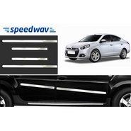 Speedwav Full Chrome Side Beading For Renault Scala