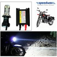 Speedwav Bike HID Headlight Conversion Kit 6000K - Bullet Classic 350