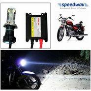 Speedwav Bike HID Headlight Conversion Kit 6000K-Bullet Thunderbird 350 Old