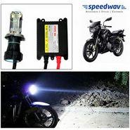 Speedwav Bike HID Headlight Conversion Kit 6000K - TVS Appache RTR 180