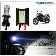 Speedwav Bike HID Headlight Conversion Kit 6000K - Yamaha FZ16