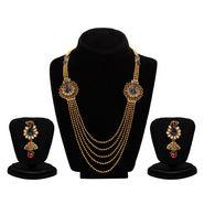 Sukkhi Five String Necklace Set - 1090VN5000