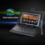 Swipe Slash Calling Tablet