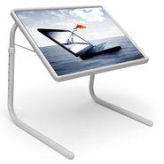 Shoper52 Designer Portable Adjustable Dinner Cum Laptop Tray Table-TABLE020