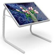 Shoper52 Designer Portable Adjustable Dinner Cum Laptop Tray Table-TABLE085