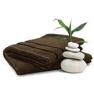 Story@Home Set of 2 Pcs Bath Towel 100% Cotton-Brown-TW1208-2X