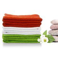 Story@Home 6 Pcs Premium Towel Combo 100% Cotton-Multicolor-TW12_05M-01M-03M