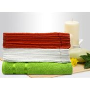 Story@Home 21 Pcs Premium Towel Combo 100% Cotton-Multicolor-TW12_05S-01S-03X