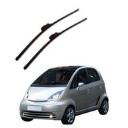 Autofurnish Frameless Wiper Blades for Tata Nano (D)24