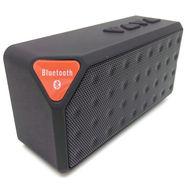 Adcom X3 Mini Wireless Mobile/Tablet Speaker - Black