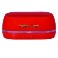 Adcom Mini-BT06 Wireless Mobile/Tablet Speaker - Red