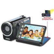 Victor Dual Solar Charging 12MP Digital Video Camcorder