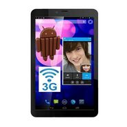 Vox V105 3G via SIM Calling Tablet with Android KitKat Dual SIM Dual Camera