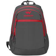 Wildcraft Nylon Black Backpack -sw03