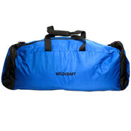 Wildcraft Polyester Blue Duffel Bag -sw07