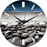 meSleep Stone Digital Printed Wall Clock-WC-R-01-49