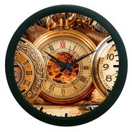 meSleep Watch Design Wall Clock (With Glass)-WCNW-05-063