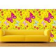 meSleep Butterfly Water Active Wall Paper 40 x 120 Inches-WPWA-03-52