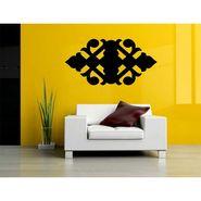 Black Decorative Wall Sticker-WS-08-005