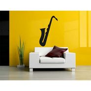 Musical Instruments Decorative Wall Sticker-WS-08-144
