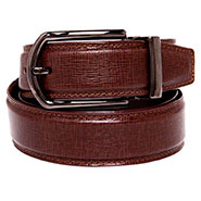 Walletsnbags Leather Belt - Brown_B 50-BR
