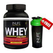 INLIFE Whey Protein 2 Lb (908g) Vanilla Flavor