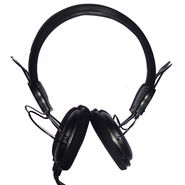 Zebion Wisdon Headphone (Black)