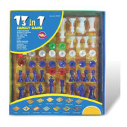 13 in 1 Family Game Chess